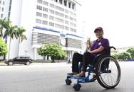 Cô học trò khuyết tật trường chuyên Lê Hồng Phong được tuyển thẳng vào ĐH Bách khoa HN