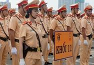 Trang trọng lễ xuất quân của 1.000 CSGT phục vụ APEC ở Đà Nẵng