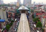 Đường sắt trên cao Cát Linh - Hà Đông: Chậm tiến độ, tăng lãi tiền tỷ mỗi ngày ai chịu?