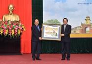 Phát hành bộ tem đặc biệt in hình Đại tướng Võ Nguyên Giáp