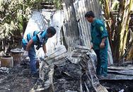 Gã trai ở An Giang đốt nhà vì giận mẹ