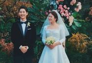 Bó hoa cưới mà Song Hye Kyo cầm có gì đặc biệt mà đắt đỏ đến thế?