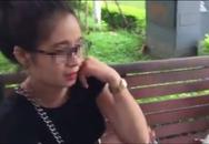 """Hà Nội: Hotgirl bán tăm giá """"cắt cổ"""" ở hồ Hoàn Kiếm bị đưa lên Công an phường"""