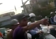 Hà Nội: Tài xế ô tô hành hung nữ nhân viên gác chắn tàu đang mang thai