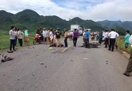 Hai vụ tai nạn cùng một chỗ, 1 người chết, 4 bị thương
