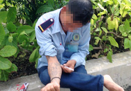 Hàng loạt người chích ma túy ở trung tâm Sài Gòn