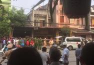 Thái Nguyên: Nổ mìn trước cửa nhà, một người tử vong