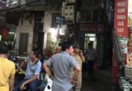 Hà Nội: Đâm người trọng thương rồi cầm dao cố thủ trong nhà