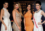"""Á hậu Huyền My gặp """"vận đen"""" tại cuộc thi Hoa hậu Hòa bình Thế giới?"""