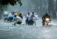 Bão số 12: Nhiều nơi cho học sinh nghỉ học đến hết bão