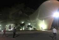 Quảng Ninh: Cháy Cung quy hoạch hội chợ hàng nghìn tỷ đồng