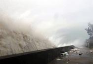 Hình ảnh tàn phá nặng nề của bão số 10 ngay khi mới chạm Hà Tĩnh - Quảng Bình