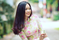 Á khôi Đại học Nội vụ xinh đẹp mang hương sắc thu vào Sài thành