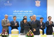 Vinmec và Đại học Y Hà Nội hợp tác nghiên cứu khoa học, đào tạo nhân lực chất lượng cao