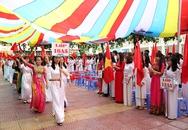 Lễ khai giảng năm học mới ở Quảng Ninh: Các đại biểu đến dự không phát biểu