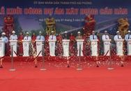 Hải Phòng: Khởi công xây dựng cầu Đăng và cầu Hàn trong ngày Quốc tế Lao động