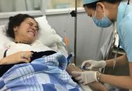 Nhật Kim Anh ngất xỉu trên máy bay, phải nhập viện cấp cứu