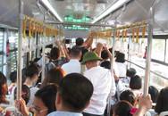 """Giờ cao điểm, buýt nhanh BRT có thực sự """"quá tải""""?"""