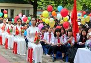 22 triệu học sinh tưng bừng chào đón năm học mới