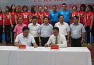 """Dược phẩm Kingphar cùng đội bóng chuyền nữ """"Kingphar Quảng Ninh"""" hứa hẹn 1 mùa giải chuyên nghiệp"""