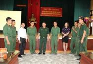 Thái Nguyên: Tổ chức truyền thông về giới tính và chăm sóc sức khỏe sinh sản cho các chiến sĩ