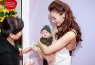 Con gái Hồng Quế gây chú ý khi lần đầu xuất hiện ở sự kiện