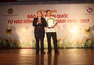 """13 tác phẩm báo chí đạt Giải báo chí toàn quốc """"Tự hào Nông dân Việt Nam"""""""