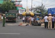 Đà Nẵng: Xe máy va chạm xe tải, con chết, mẹ nguy kịch