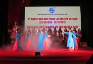 Tưng bừng Ngày hội sáng tạo phụ nữ Thủ đô 2017