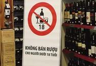 Mua rượu phải xuất trình chứng minh thư?