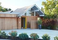 Ngôi nhà 70% làm bằng gỗ đẹp đến không thể rời mắt