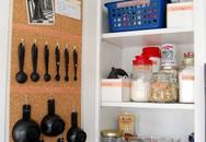 8 mẹo vặt giúp đồ dùng nhà bếp luôn gọn gàng và ngăn nắp