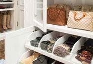 15 cách thông minh để sắp xếp tủ quần áo luôn gọn gàng