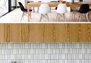 Căn bếp đơn điệu sẽ trở nên sinh động với 9 mẫu gạch ốp nhà bếp theo phong cách hình học sau