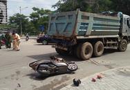 TP.HCM: Người phụ nữ bị xe tải cán tử vong tại chỗ sau khi chở con đi học