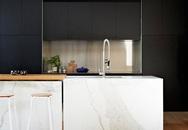 7 lựa chọn bề mặt sau bếp được khuyên dùng cho mọi căn bếp gia đình