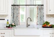"""Những mẫu rèm cửa khiến bếp nhà bạn trở nên """"có một không hai"""""""