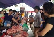 Thịt lợn sạch giá 39.000 đồng/kg đến tay người tiêu dùng Hà Nội