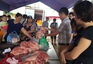 Giá lợn tăng mạnh: Cẩn trọng với thị trường Trung Quốc