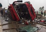 Lời kể kinh hoàng của nạn nhân vụ lật xe khách tại Hà Tĩnh