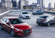 Mazda triệu hồi 200.000 xe: Xe Mazda 3 và 6 tại Việt Nam không bị lỗi tay phanh