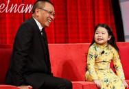 """Lần đầu tiên MC Lại Văn Sâm """"lúng túng"""" khi đối thoại với cô bé 5 tuổi"""