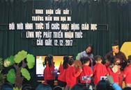 """""""Làm mới"""" bài học để giúp trẻ phát triển nhận thức"""