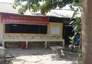 Một người chết trong tư thế treo cổ tại nhà giữ xe trường tiểu học