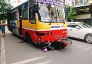 Nam Định: Nữ hộ sinh bị xe buýt cuốn vào gầm tử vong