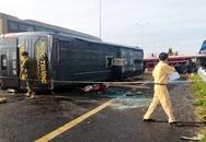 """Nạn nhân trên cao tốc Long Thành: """"Nhiều người bị hất tung, tay kẹt dưới ôtô"""""""