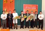 Khai giảng lớp đào tạo bác sĩ gia đình tại Nghệ An