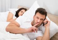 """Có hay không chuyện """"chung thủy với vợ, sắt son với bồ""""?"""