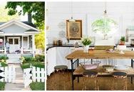 Ngôi nhà nhỏ phong cách Vintage đẹp đến dịu dàng