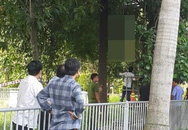 Người đàn ông treo cổ trên cây tại Tân Sơn Nhất
